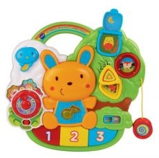 VTech Baby Line-Lil' CrInnoTabters Crib-To-Floor