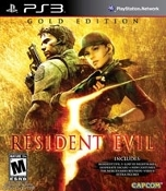 Resident Evil 5 Gold Edition-PS3