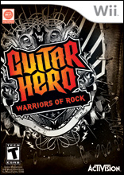 Guitar Hero: Warriors of Rock-Wii