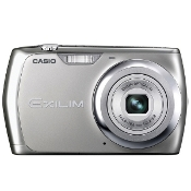 Casio Exilim EX-S8 Digital Camera-Silver