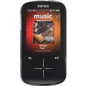 Sandisk Sansa + 8GB MP3 Player