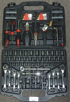 119 Piece Mechanic's Tool Set