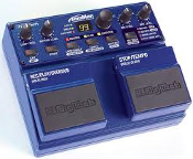 Digitech Jam Man Looper/Phase Sampler