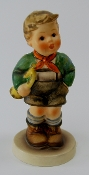 Hummel Figurine  #97- Boy with Horn