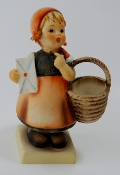 Hummel Figurine #13- Girl w/Basket