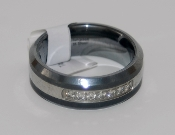Men's Titanium Band Ring