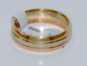 Men's 14K Yellow Gold Wedding Band