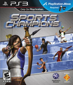 Sports Champions-PS3