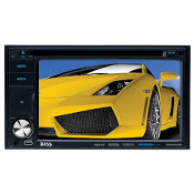 "Boss Audio BV9362BI 6.2"" DDIN Touchscreen Bluetooth Car Radio"