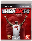 NBA 2K14 for PS3