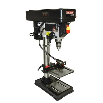 "Craftsman 10"" Bench Drill Press with Laser"
