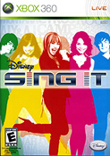 Disney Sing It for Xbox 360