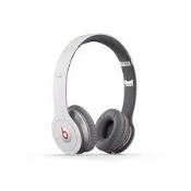 Beats by Dr. Dre Solo HD Headband Headphones (White)