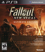 Fallout New Vegas for PS3