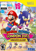 Mario & Sonic at the London 2012 Games