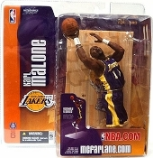 McFarlane Toys  Series 6 Action Figure Karl Malone