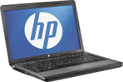 "HP 2000-416dx 15.6"" Laptop 1.3GHz 4GB 320GB DVDRW WiFi"